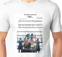 The Dark I Know Well - Deaf West Spring Awakening Unisex T-Shirt