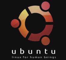 Ubuntu - linux for human beings T-Shirt