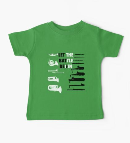 Battle of the Band Baby Tee
