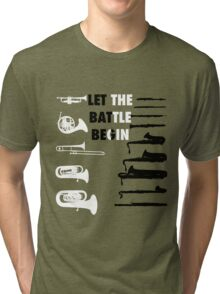 Battle of the Band Tri-blend T-Shirt
