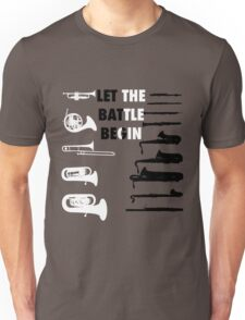 Battle of the Band Unisex T-Shirt