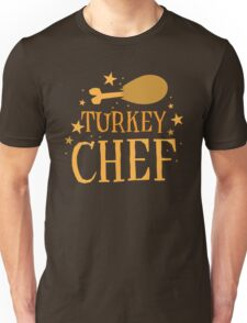 TURKEY chef Unisex T-Shirt