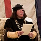 King Richard III by Paul Benjamin