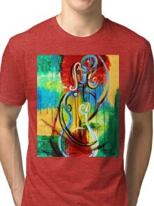 Woman Bass Tri-blend T-Shirt