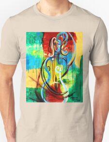 Woman Bass Unisex T-Shirt