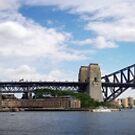 Circular Quay, Sydney by groophics