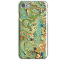 Man vs. Dragon 3 iPhone Case/Skin