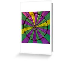 Repetition Greeting Card