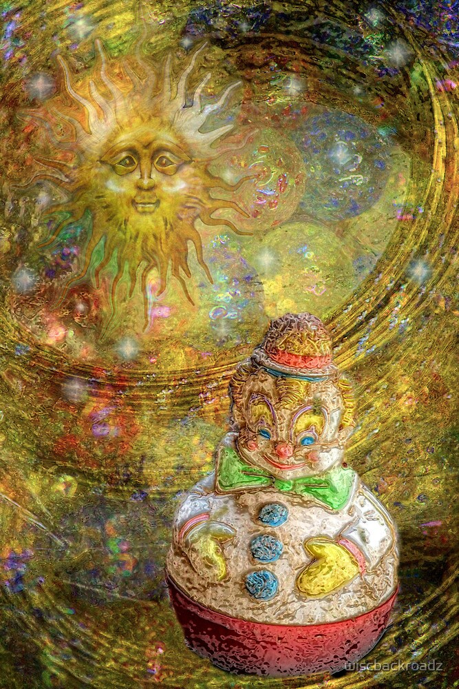 Childhood Fantasy by wiscbackroadz