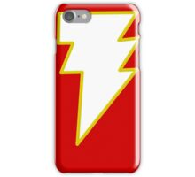Magic Lightning Man iPhone Case/Skin
