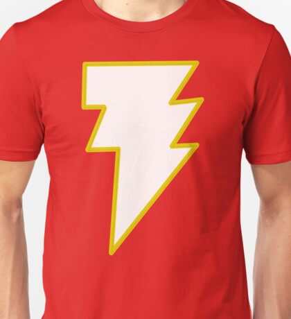 Magic Lightning Man Unisex T-Shirt