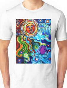 Sky Fruit Unisex T-Shirt