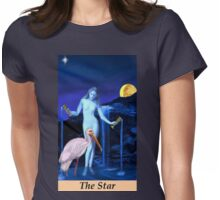 THE STAR Womens Fitted T-Shirt