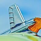 1953 Pontiac &quot;Chief&quot; Hood Ornament by Jill Reger
