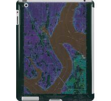 USGS Topo Map Washington State WA Gig Harbor 241269 1959 24000 Inverted iPad Case/Skin