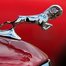 1936 Dodge Ram Hood Ornament by Jill Reger