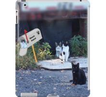 Mouse Patrol iPad Case/Skin