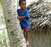 Island Boy by julieapearce