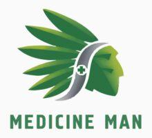 Medicine Man by daeryk