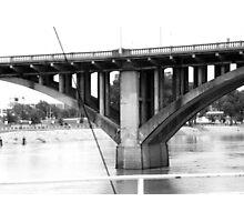 Bye Broadway Bridge Photographic Print