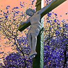 Standing At The Cross by Jane Neill-Hancock