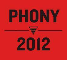 PHONY 2012 - Phony2012 Logo Remade by Phony2012