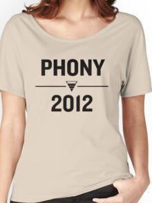 PHONY 2012 - Phony2012 Logo Remade Women's Relaxed Fit T-Shirt
