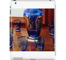 Blue Glassware  ^ iPad Case/Skin