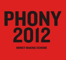 PHONY 2012 - Phony2012 Main Logo by Phony2012