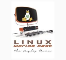 Linux Worlds Best - The Peoples Choice by robbrown