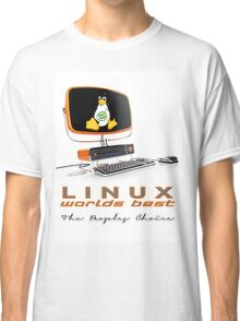 Linux Worlds Best - The Peoples Choice Classic T-Shirt