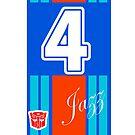 G1 Jazz iPhone by autobotchari