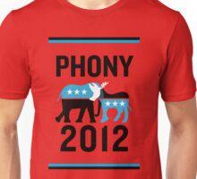 "PHONY 2012 - ""PHONY 2012"" Poster Design v2 Unisex T-Shirt"