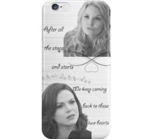 Swan Queen - Iphone case iPhone Case/Skin