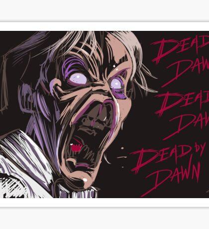 Dead By Dawn Sticker