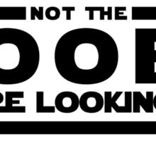 Boob Trick - Black Empire Edition Sticker