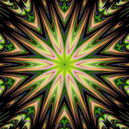 Color 11 Kaleidoscope by fantasytripp
