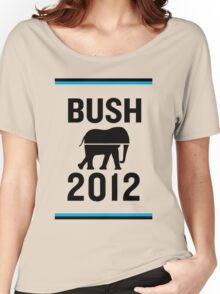 PHONY 2012 - Bush2012. Women's Relaxed Fit T-Shirt