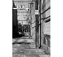 alley Photographic Print