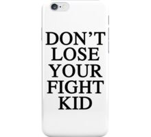 Hold On Tight iPhone Case/Skin