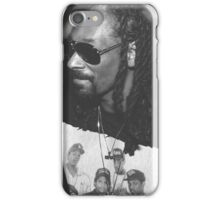 Snoop Dogg out and about at the Straight Outta Compton Premier iPhone Case/Skin