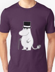 Moominpapa (Black) T-Shirt