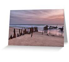 Dicky Beach • Caloundra • Queensland Greeting Card