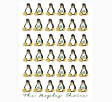 Lot's of Tux - The Peoples Choice by robbrown