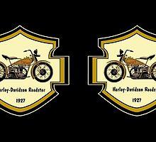 Harley Davidson by Czerra