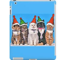 Jingle Cats iPad Case/Skin