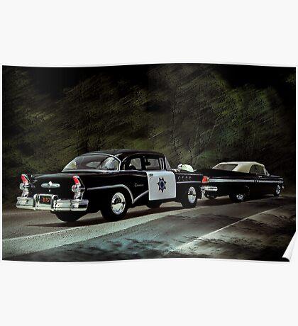 Highway Patrol Poster