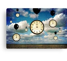 Time... Canvas Print