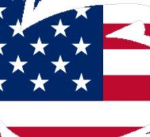 Penn State America Logo Sticker