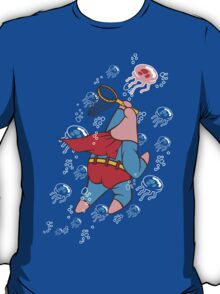 Superstar Jelly-fishing! T-Shirt